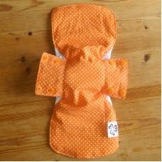 Postpartum pad system - Orange