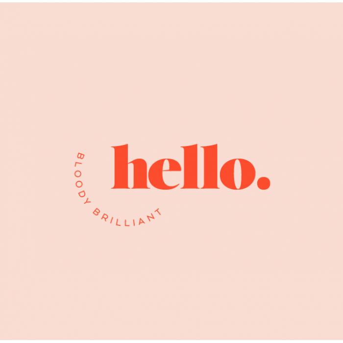 Hello. cup