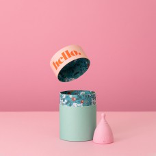 Hello. cup - Blush