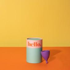 Hello. cup - Purple
