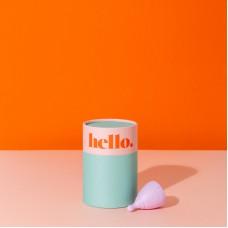 Hello. cup - Lilac