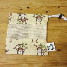 Eco bag - S - Monkey