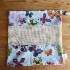 Eco bag - XL - Butterfly