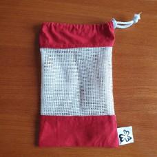 Eco bag - M - Red