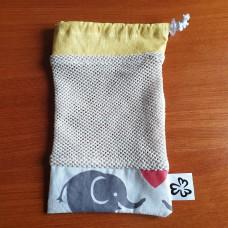 Eco bag - M - Elephant