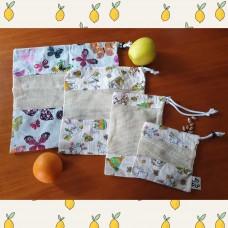 Eco bag set - Spring
