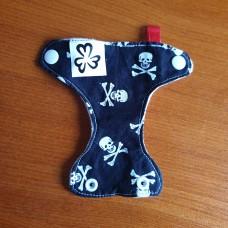 Mini diaper - Skull