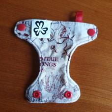 Mini diaper - The Marauder's Map