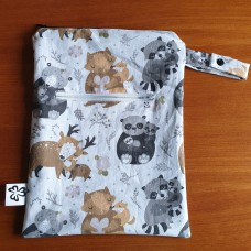 Diaper bag - Forest families