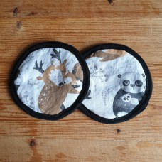 Breast Pad - Forest families