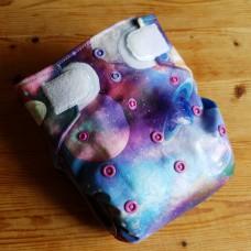 Diaper cover - Universe