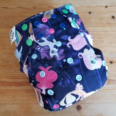 Diaper cover - My little pony