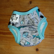 Swimming diaper - Origami