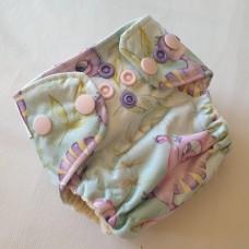 NB Pocket diaper - Dino