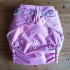 M Pocket diaper - Rose