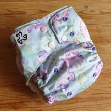 OS Pocket diaper - Dino