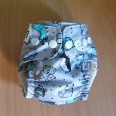 NB Pocket diaper - Origami