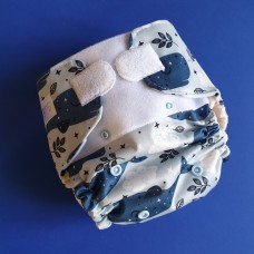 OS Pocket diaper - Whale