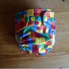 NB Pocket diaper - Lego